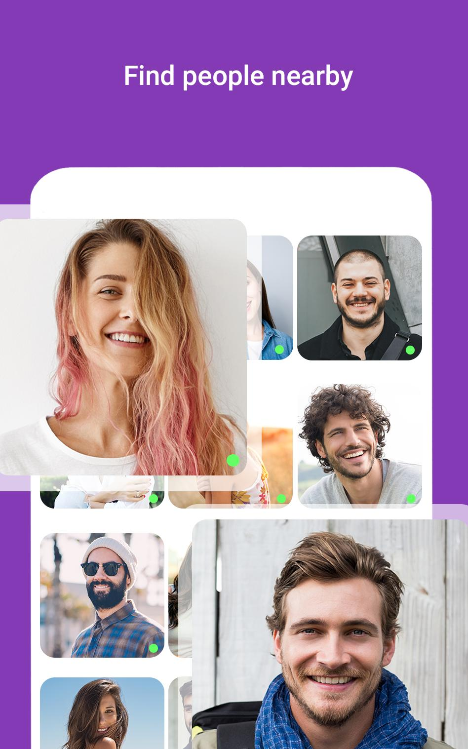 Video chat for singles app