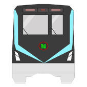 Noida Metro & City Bus icon