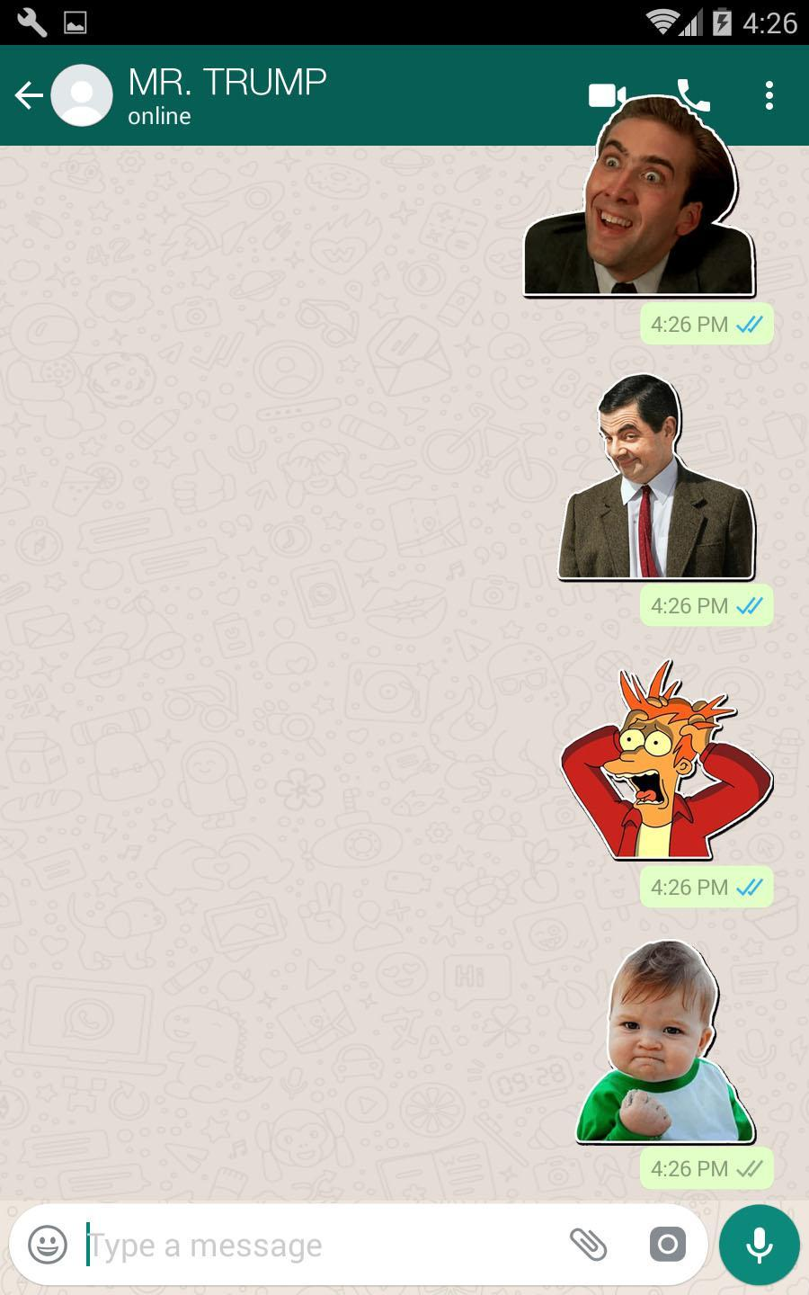 Meme Stickers For Whatsapp Wastickerapps Pack For Android Apk Download