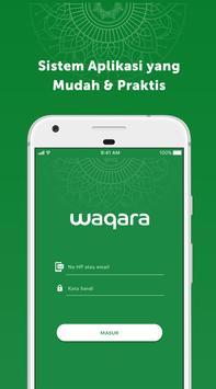 WAQARA poster