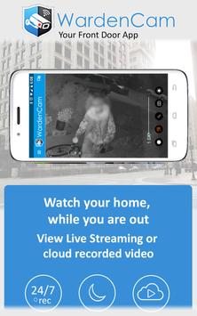 Home Security Camera WardenCam - reuse old phones screenshot 5