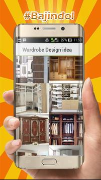 Wardrobe Design New screenshot 2
