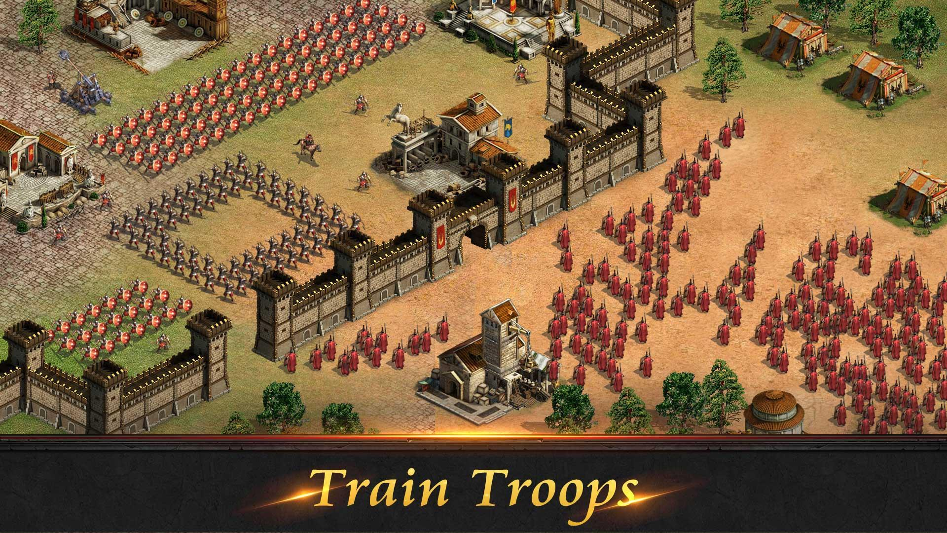 Age of Forge: Civilization and Empires for Android - APK