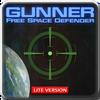 Gunner FreeSpace Defender Lite Zeichen
