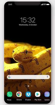 Snake Wallpapers & Backgrounds poster