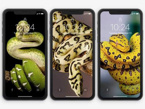 Snake Wallpapers & Backgrounds screenshot 13