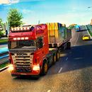 Euro Truck Driving Simulator Transport Truck Games APK Android
