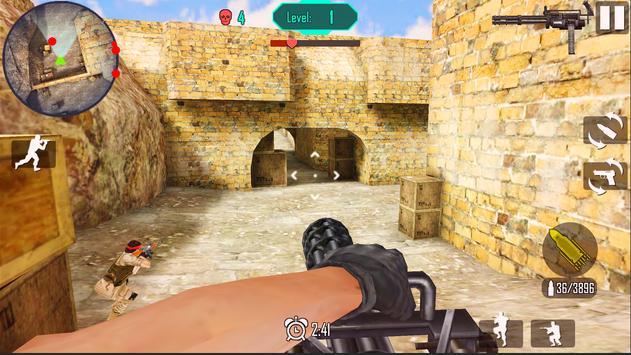 Gun Shoot War: Dead Ops poster