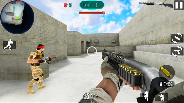 Gun Shoot War: Dead Ops screenshot 1