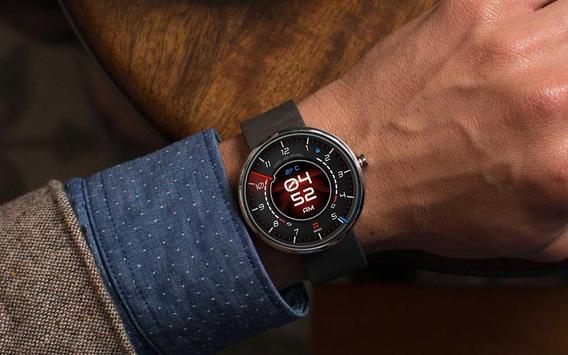 Throttle Watch Face screenshot 7