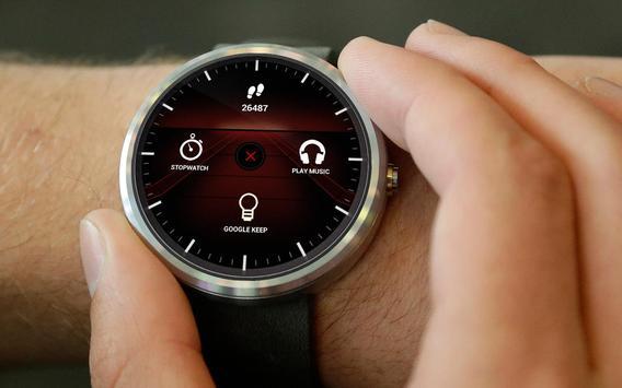 Throttle Watch Face screenshot 8