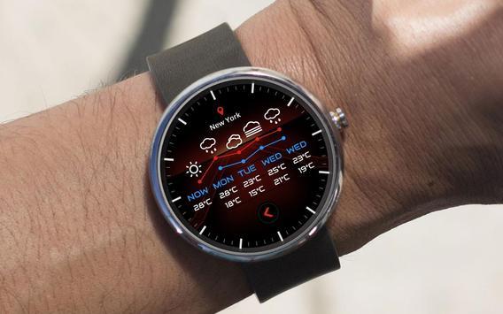 Throttle Watch Face screenshot 9