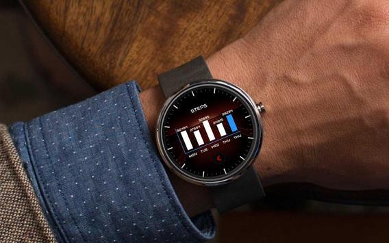 Throttle Watch Face screenshot 10