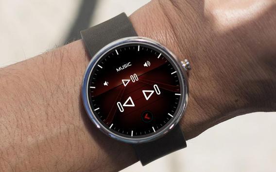Throttle Watch Face screenshot 11