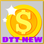 DTT NEW - free coins icon