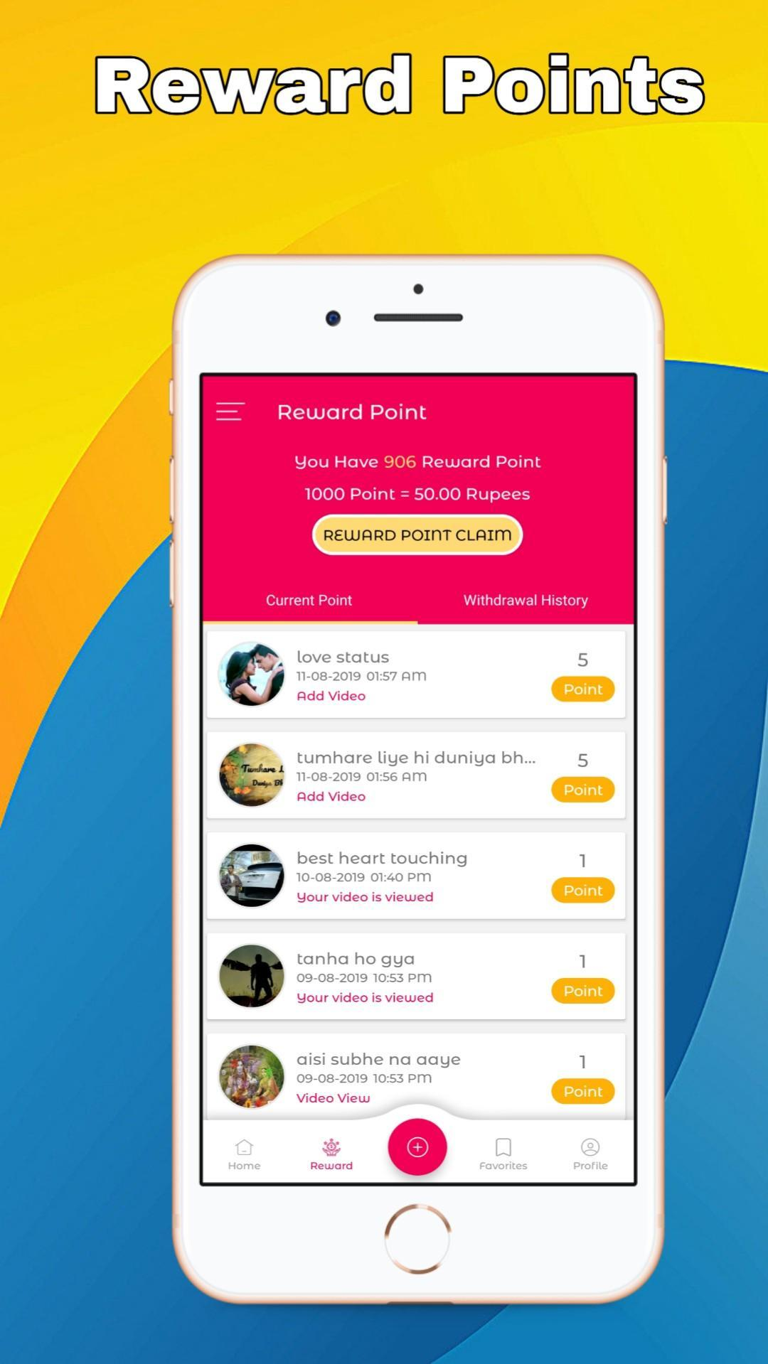 VidEarn : Watch Video Earn Money -Rs 500 Daily for Android