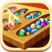 Mancala - Online Multiplayer Strategy Board Game icon
