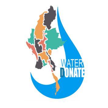Water-Donation Myanmar poster