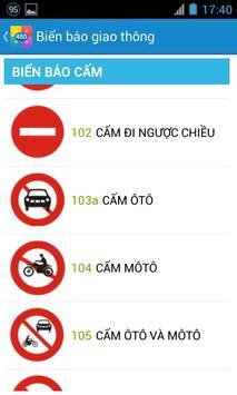 Ôn thi giấy phép lái xe GPLX screenshot 6