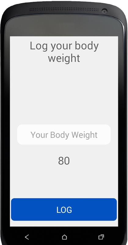 body weight log for android apk download