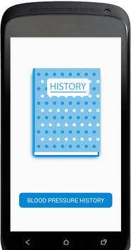 Blood Pressure History poster