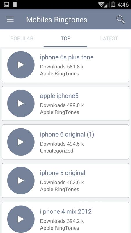 apple iphone call ringtone mp3 download