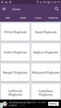 Ringtones Lab-Download All Mp3 ringtones & rington screenshot 2
