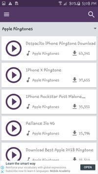 Ringtones Lab-Download All Mp3 ringtones & rington screenshot 5