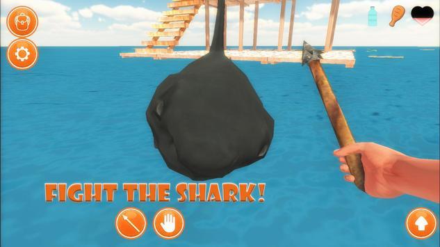 Raft Survival Simulator screenshot 5
