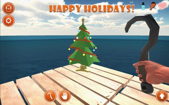 Raft Survival Simulator screenshot 9