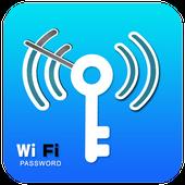 WiFi Password Master & Internet Speed Test Meter icon