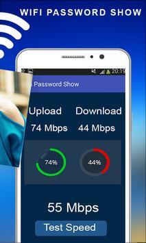 WiFi Password Master & Internet Speed Test Meter screenshot 5