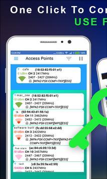 WiFi Password Master & Internet Speed Test Meter screenshot 3