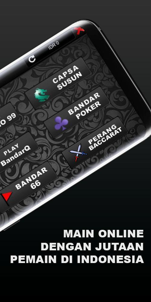 Qq Online Bandarqq Pkv Games Qiu Qiu Domino 99 For Android Apk Download