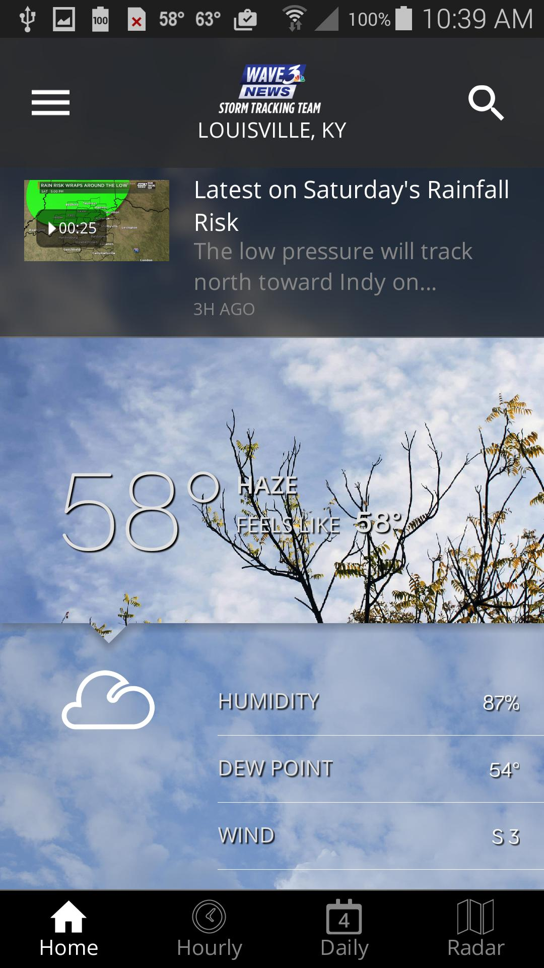 WAVE 3 Louisville Weather for Android - APK Download