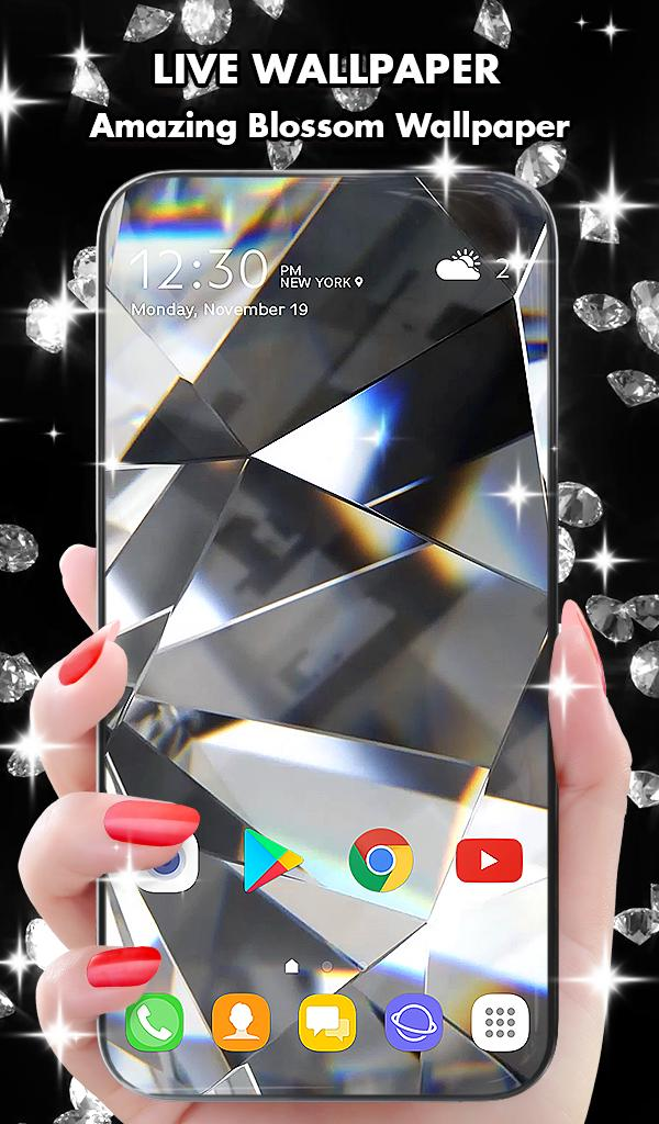 Diamond Live Wallpaper For Android Apk Download