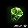 Jellyfish Animated Keyboard + Live Wallpaper
