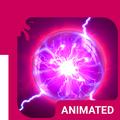 Plasma Animated Keyboard + Live Wallpaper