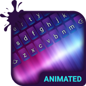 True Color Animated Keyboard icon
