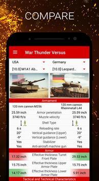 War Thunder Versus screenshot 1