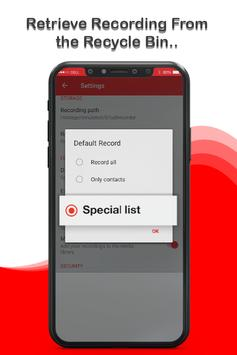 Call Recorder Automatic screenshot 4
