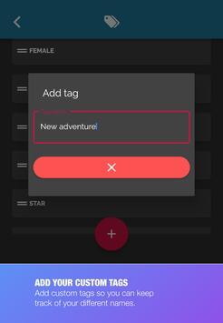 Fantasy Name Generator screenshot 4