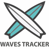 WavesTracker - Surf Track App icon