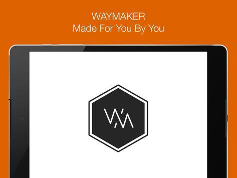 WAYMAKER screenshot 5