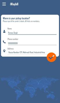 iWaybill - Cheapest Retail Courier booking poster