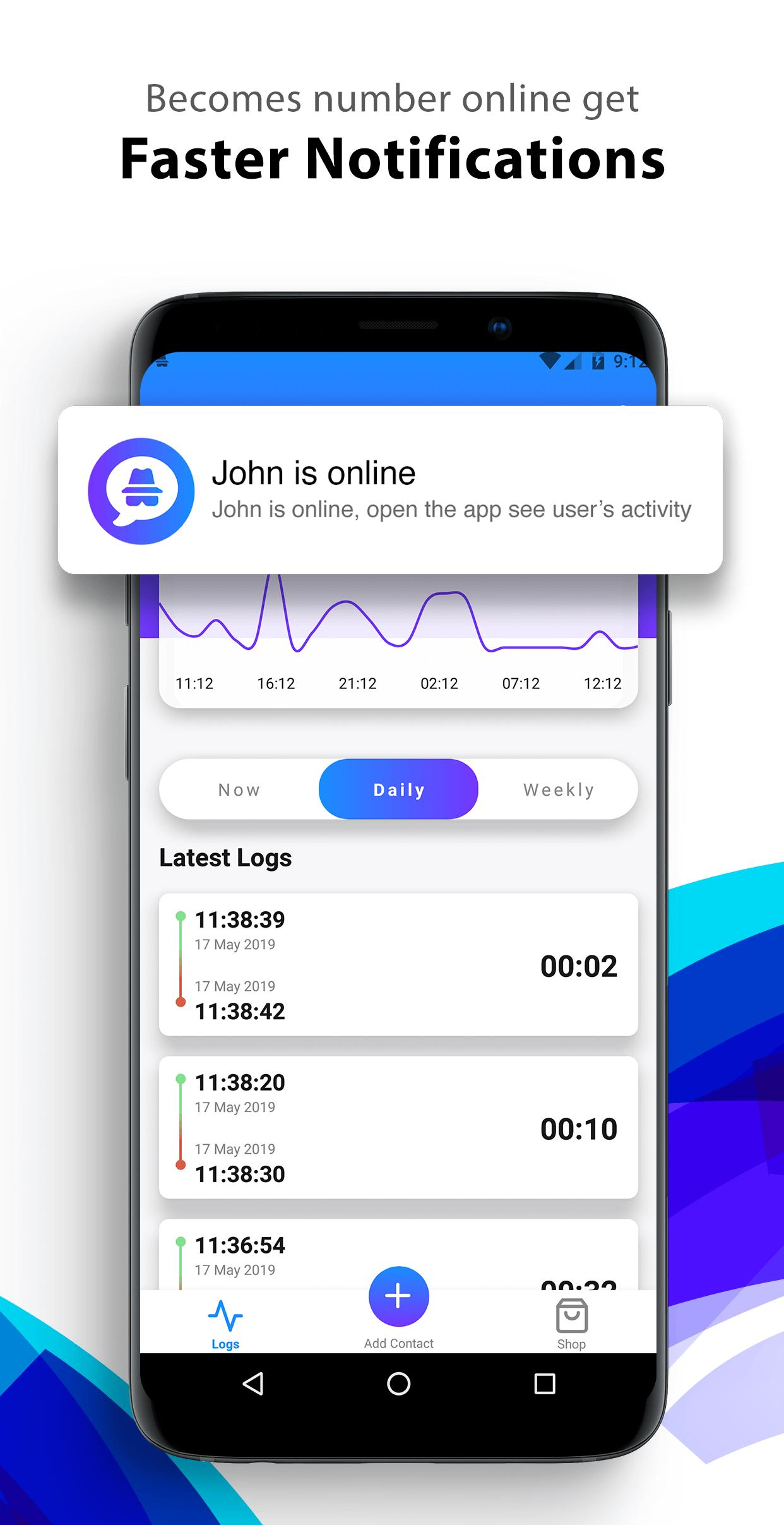 Whatsapp Online Tracker - WayTrack for Android - APK Download
