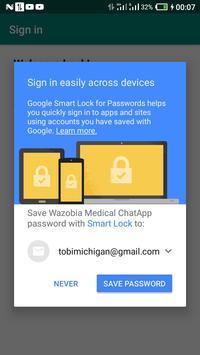 Wazobia Medical ChatApp screenshot 13