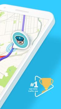 Waze screenshot 1