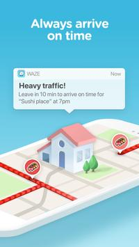 Waze screenshot 5