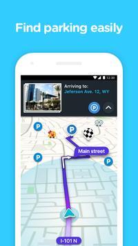 Waze screenshot 6